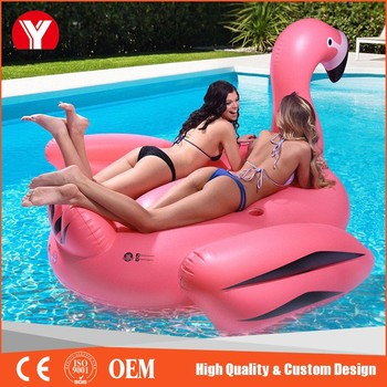 HIGH QUALITY,Giant Inflatable Flamingo Pool Float For Sale / Inflatable  Flamingo/Swimming Float