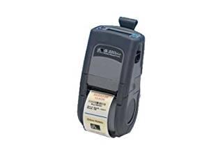 "Zebra Technologies Q2D-LUBD0000-00 AIT, QL220 Plus, 2"" DT Mobile Label/Receipt Printer, 8MB, LCD Display, Bluetooth, Liner less Platen, Label Present Sensor Includes Battery and Belt Clip"
