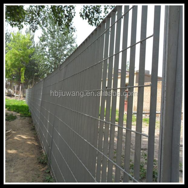 Stahlstab Gitter Zaun Wand Gitterrost Zaun Iso9001 20 Jahre Ab Werk