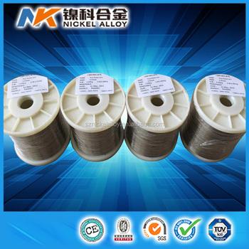 Best Price Pure Nickel Wire 0.025 Mm 40672