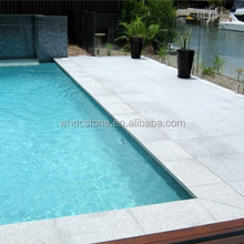Hubei Hot Sale High quality granite G603 swimming pool slabs