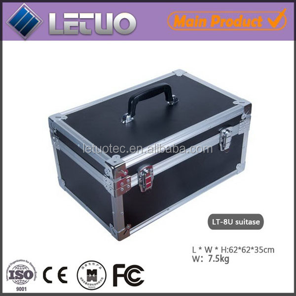 portable vintage home aluminum utility united welding tool box