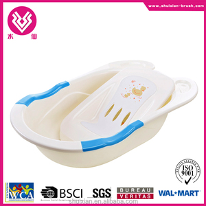 Hot sell cheap price classical design indoor kids baby plastic bath tub