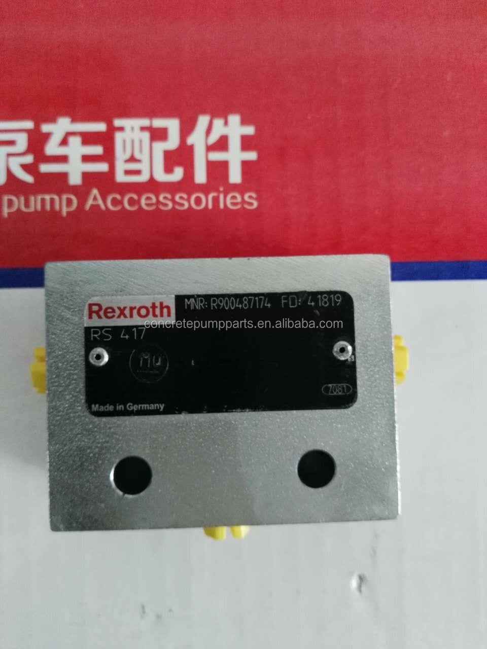 Rexroth Valve Rs 417 Mnr: R900487174