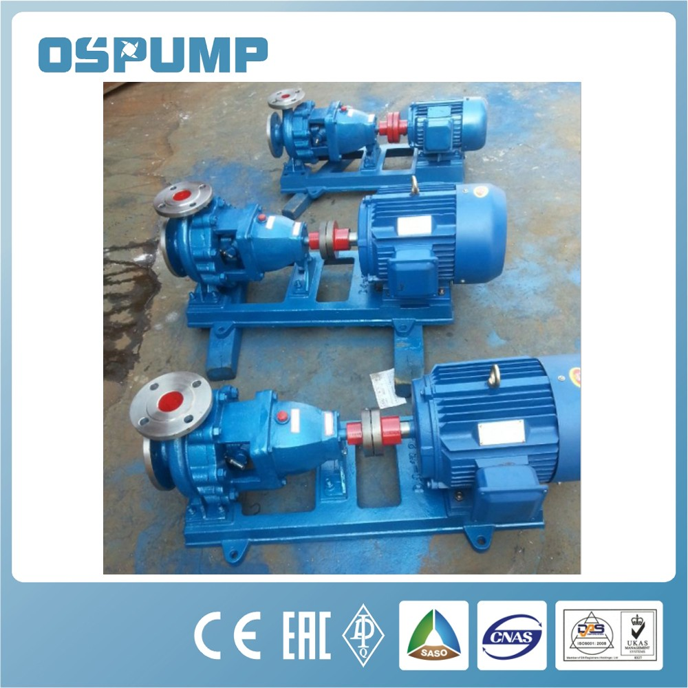 IH Chemical Pump/ open/ close/semi-open impeller for choice