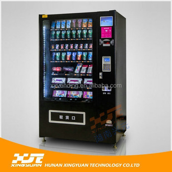 Good reputation high quality used snack vending machine,mini snack vending machine,book vending machine