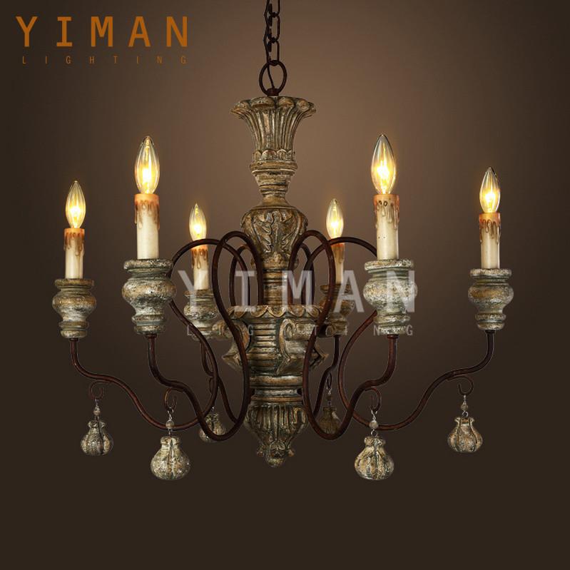 Para comedor moderna l mpara de ara a de hierro grande l mparas y luces colgantes - Lampara arana moderna ...