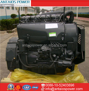 beijing DEUTZ F4L912T air cooled diesel engine use for High temperature  pumps