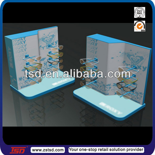 Tsd-a658 Fashionable Countertop Acrylic Display Stand For Glasses ...