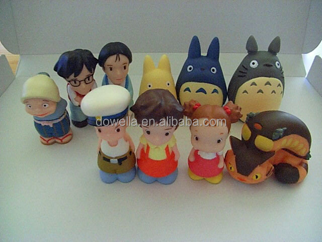 collectible action figures ,custom soft vinyl figurines
