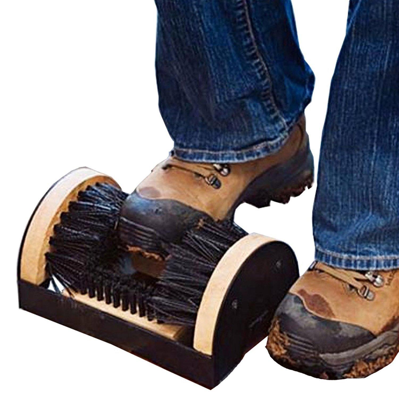 24815f164b Get Quotations · Meharbour Boot Scraper  Boot Scrubber