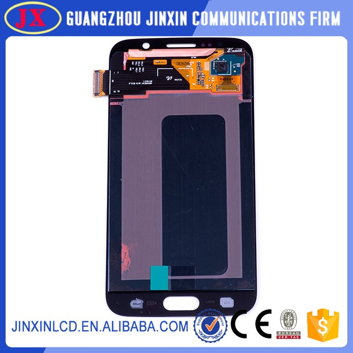 Lcd Mobile Phone for Samsung Galaxy S6 Edge G9250 LCD Assembly