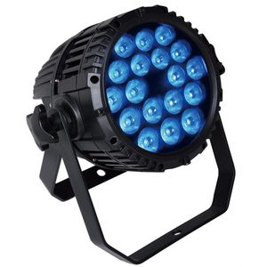 New price LED Par Light 18PCS 12W rgbwa+uv 4in1 led b waterproof stage light led par