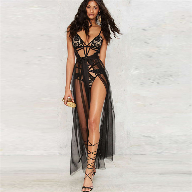 Black Transparent Lace Sexy Hot Adult Transparent <strong>Dress</strong> Fashion Design Sex Skirt <strong>Dress</strong>