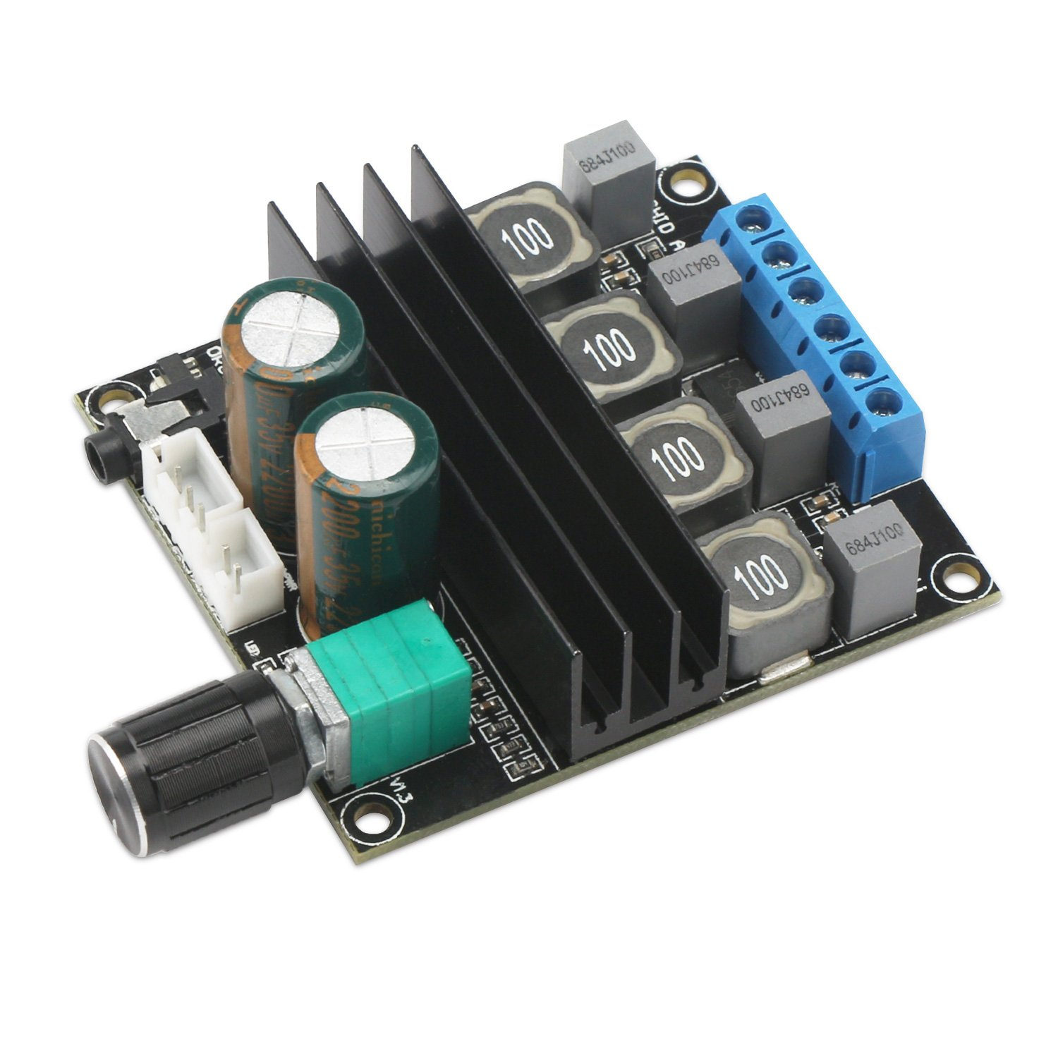 Cheap Dual Output Amplifier Find Deals On 3000w Stereo Power Circuit Get Quotations Digital Board Drok Hifi Channel Audio Dc10 25v 20