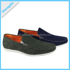stylish mens suede loafers