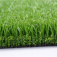 Non infill artificial grass football field synthetic turf chinese artificial grass