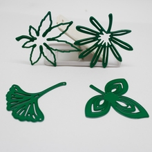 Cardmaking Scrapbooking & Paper Crafting Metal Curve Stencil Cutting Dies