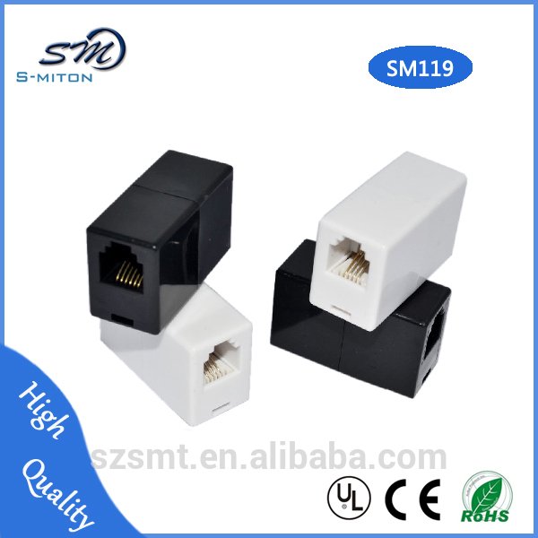 RJ11 direct connection/rj11 jack adapter
