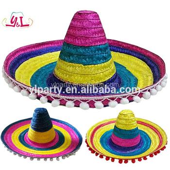 a8ae3b726f2be Chile Sombrero Sombreros Mexicanos - Buy Sombreros Sombreros ...