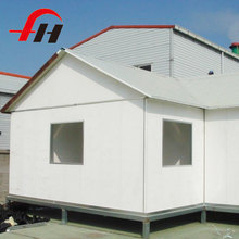 prefabricated house wooden low cost prefab container house