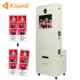 Digital touch screen 3d mini photo booth with shell Photobooth machine