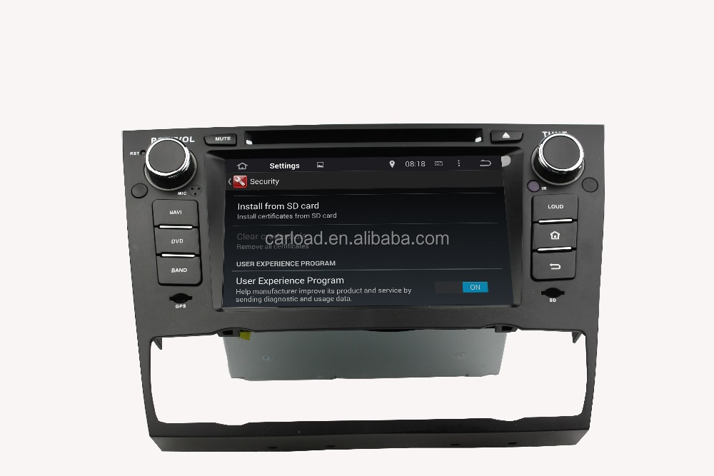 Touch screen Wince car dvd gps for 2 din BMW E90 car stereo