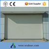 Automatic fire rated security roller shutter door
