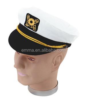 e68f125d8ce New Mens Ladies Adjustable Sea Marine Sailor Captain Fancy Dress Costume  Hat Cap Ht8763 - Buy Fancy Dress Hat,Sailor Hat,Captain Hat Product on ...