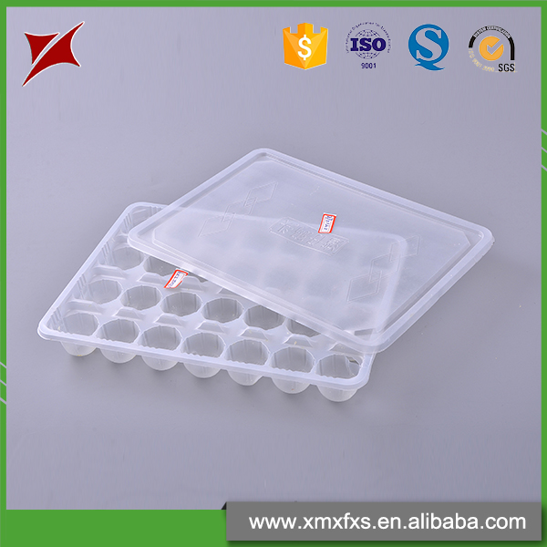 Quality assurance pp disposable medical plastic trays with lid