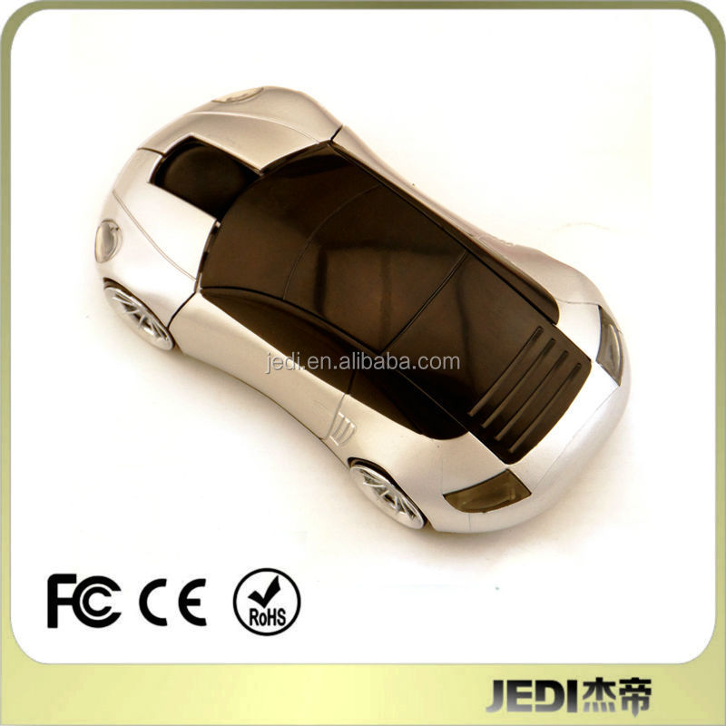 Best selling Vehicle Model Wireless Optical Car Shape USB Computer Mouse