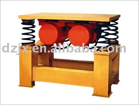 Table vibrante pour moules compacteur id de produit for Table vibrante