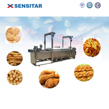 Professional supplier excellent chicken frying machine