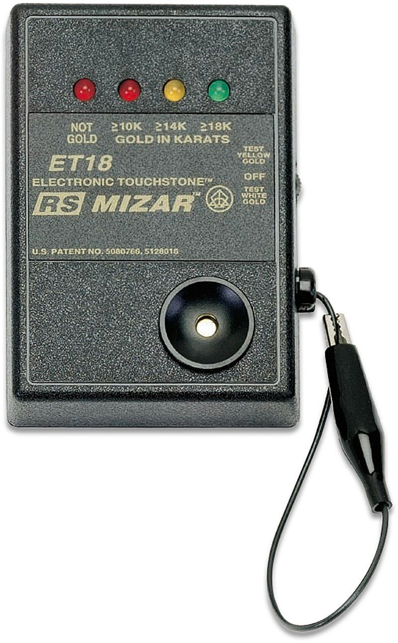 Et-18 Gold Tester - TES-174.00