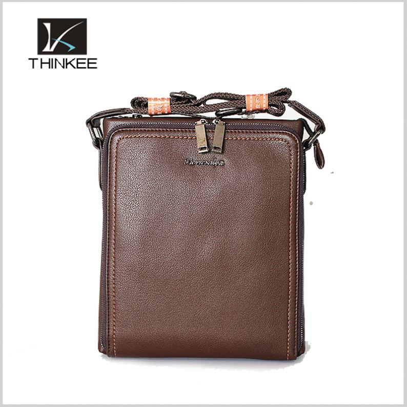 genuine leather handbag gent and duffel bag type men laptop bag