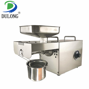 Small scale mini cold press extraction sesame avocado oil processing machine