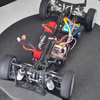 firelap 110 rc car chassis for sale