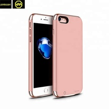Joyroom charging case for iphone 7 external portable charger 3500mah power bank