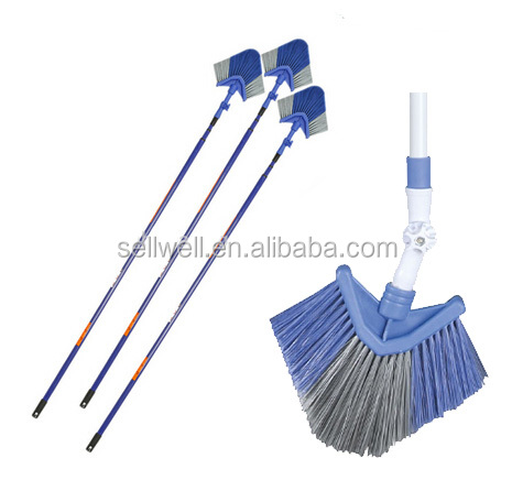 Ceiling Cleaning Tool Long Handle Wall Cleaning Brush