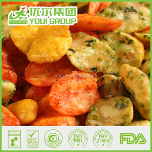 Mixed fried broad bean snacks, Dried broad beans,Wholesale