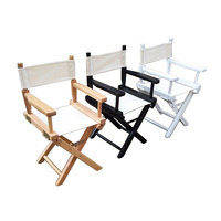 Outdoor Foldable Lightweight Kid Child Director Chair Sale