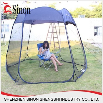 various colors 2abb2 97847 Pop Up Easy Set Outdoor Mosquito Garden Screen House Tent - Buy Outdoor  Screen Tent,Pop Up Screen House,Pop Up Tent Product on Alibaba.com