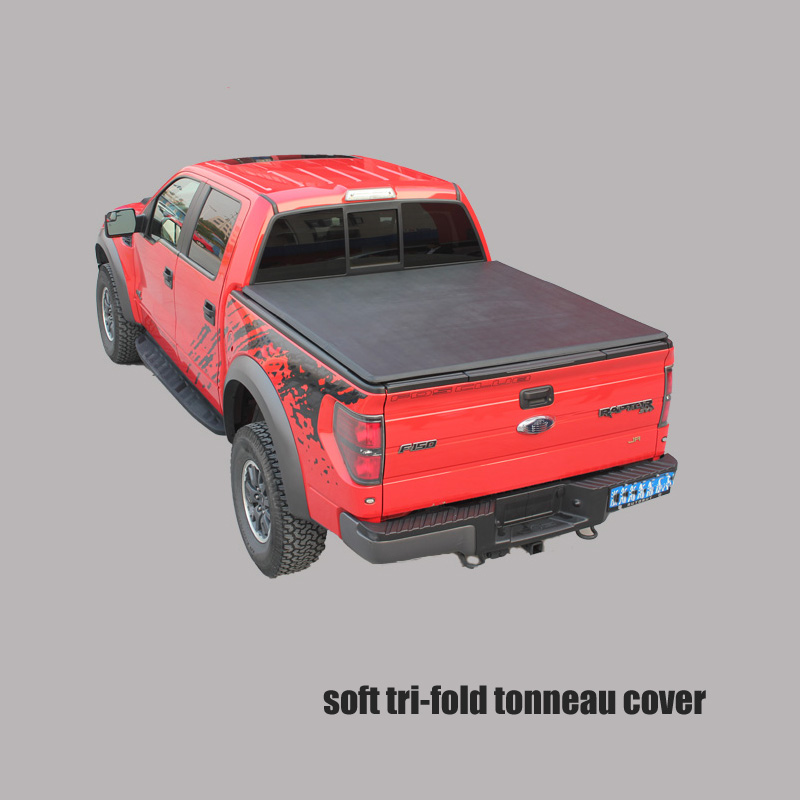 Custom auto car accessories rainning proof pickup truck cover for D22 King Cab 6'bed