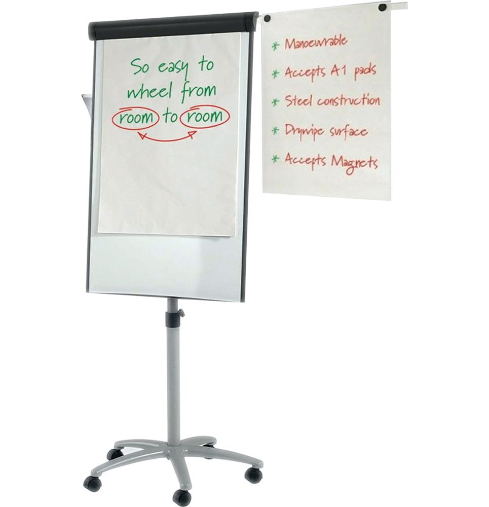 Magnetic Mobile Flipchart Easel Whiteboard Stand With Wheels For Meeting Room Buy Flipchart Easel Magnetic Meeting Room Easel Magnetic Easel Product On Alibaba Com