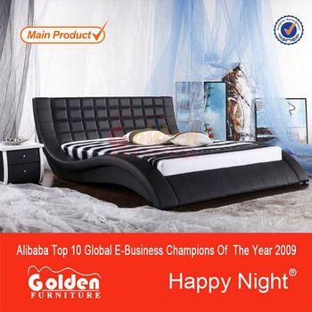 Italian Style Design Bed Furniture