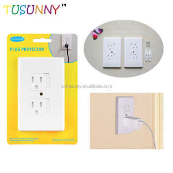Baby Plastic Electrical Plug Cover Secure Socket Plug Protector Buy