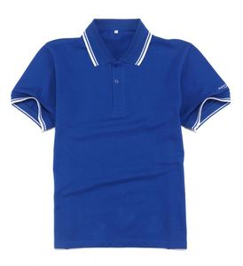 Factory Supply trendy style simple uniform pique school polo shirt