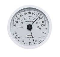 oakton instruments WD-35700-10 Thermohygrometer, Wall Mount, Low Cost