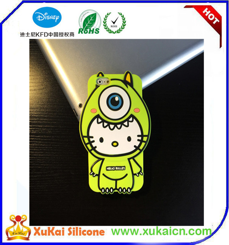 Wholesale Customized Fashion Silicone Phone Cover