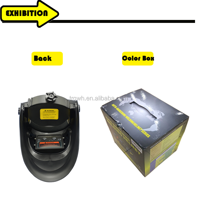 China OEM MIG TIG ARC Welder Protection Cheap Darkening Design Face Welding Helmet For Sale
